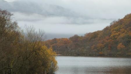 Lake Lochmond in Scotland
