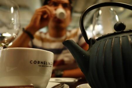 Cornelia and Co in Barcelona