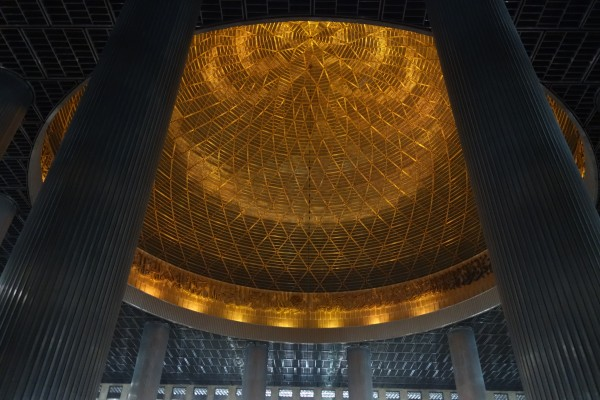 Istiqlal Mosque, Jakarta