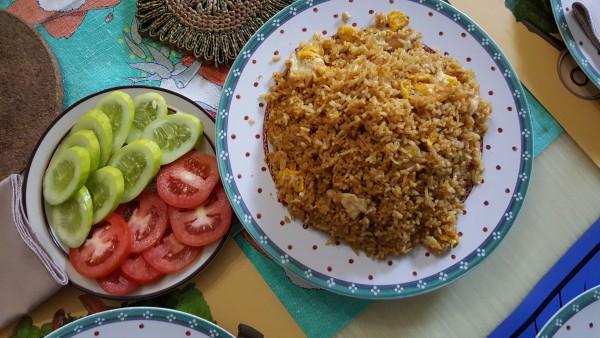 Nasi Goreng in Jakarta